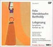 Felix Mendelssohn Bartholdy: Lobgesang, Symphonie-Kantate
