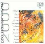 Donaueschinger Musiktage 2000