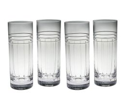 Crystal Tempo Euro Hiballs - Set of 4