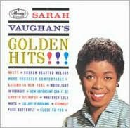 Sarah Vaughan's Golden Hits!!! [Mercury/PolyGram]