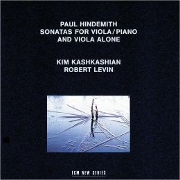 Hindemith: Sonatas for Viola & Piano and Viola Alone