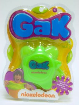 Nickelodeon Gak, Glimmer Green