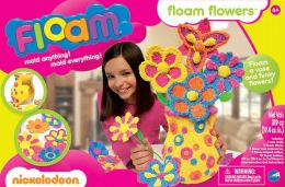 Nickelodeon Flower Floam