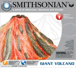Smithsonian Giant Volcano