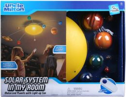 Light Up Solor System Mobile