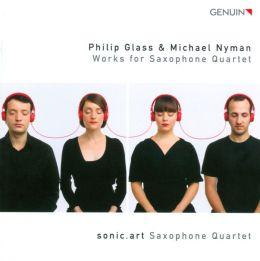 Philip Glass, Michael Nyman: Works for Saxophone Quartet