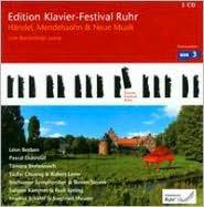 Edition Klavier-Festival Ruhr: Händel, Mendelssohn & Neue Musik
