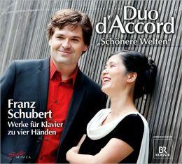 Schubert: Werke für Klavier zu vier Händen