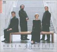 Beethoven, Mozart & Webern: String Quartets