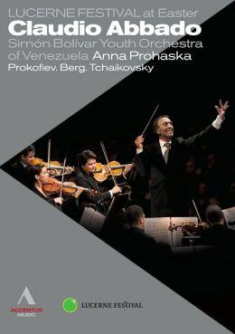 Claudio Abbado/Simón Bolivar Youth Orchestra of Venezuela: Prokofiev/Berg/Tchaikovsky
