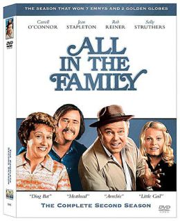 All In The Family: Complete Second