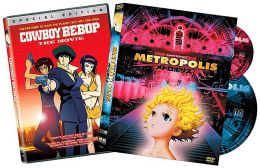 Cowboy Bebop: the Movie / Metropolis