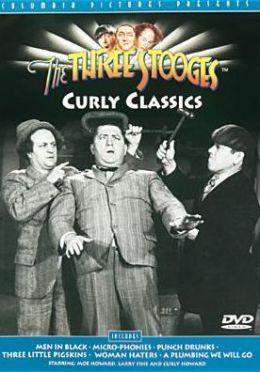 Three Stooges: Curly Classics