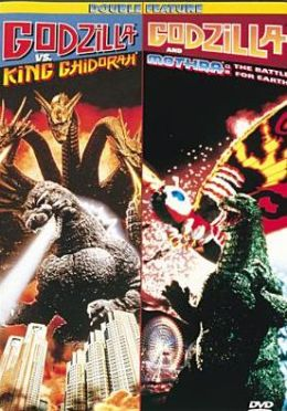 Godzilla & Mothra: Battle Earth / King Ghidor