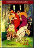 Video/DVD. Title: The Triplets of Belleville