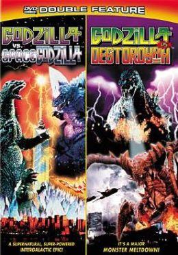 Godzilla Vs Destoroyah / Godzilla Vs Spacegodzilla