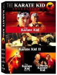 Video/DVD. Title: The Karate Kid Collection