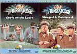 Three Stooges: Goofs on Loose / Stooged Confoosed
