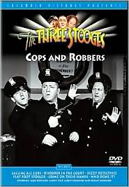 Three Stooges: Cops and Robbers