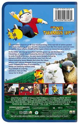 Stuart little 2 2002 dvd