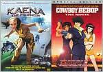 Kaena: the Prophecy / Cowboy Bebop: the Movie