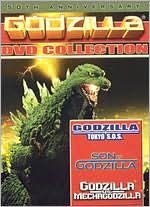 Godzilla Dvd Collection