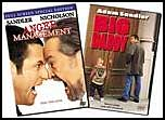 Anger Management & Daddy Day Care