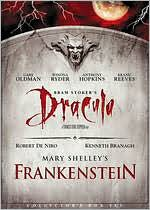 Bram Stoker's Dracula/Mary Shelly's Frankenstein