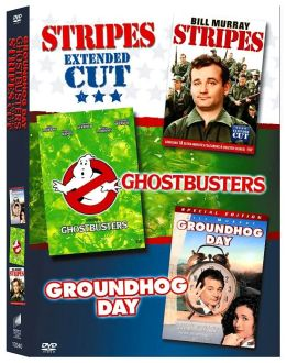 Groundhog Day / Ghostbusters / Stripes