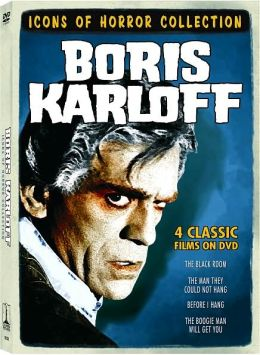Boris Karloff - Icons of Horror Collection