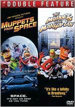 Muppets from Space/Muppets Take Manhattan