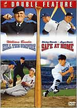 Baseball Double Feature: Kill the Umpire / Safe at Home