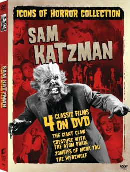Icons of Horror Collection - Sam Katzman