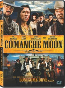 Comanche Moon - The Second Chapter in the Lonesome Dove Saga