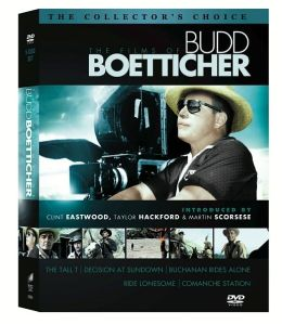 The Films of Budd Boetticher - The Collector's Choice