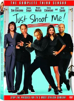 Just Shoot Me - Season 3