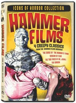 Icons of Horror 3 - Hammer Films