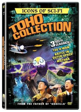 Icons of Science Fiction - Toho Collection