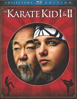 Karate Kid 1 & 2 (2pc)