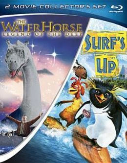 Surf's Up & Water Horse: Legend of the Deep