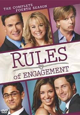 Rules of Engagment: the Complete Fourth Season