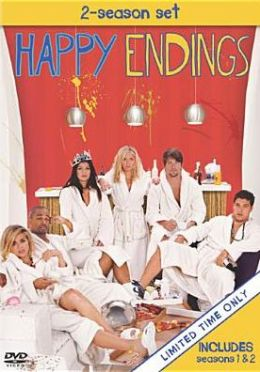 Happy Endings: the Complete First and Second Seasons
