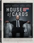 Video/DVD. Title: House of Cards: The Complete First Season