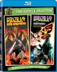 Video/DVD. Title: Godzilla vs King Ghidorah / Godzilla vs Mothra