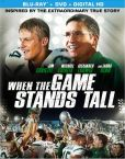 Video/DVD. Title: When the Game Stands Tall