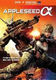 Video/DVD. Title: Appleseed Alpha