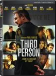 Video/DVD. Title: Third Person