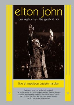 Elton John: One Night Only - The Greatest Hits Live at Madison Square Garden
