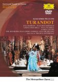 Video/DVD. Title: Turandot (The Metropolitan Opera)