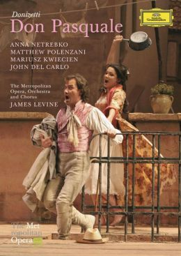 Don Pasquale (The Metropolitan Opera)